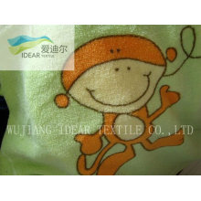 Impreso Hotel lavado toalla paño 011