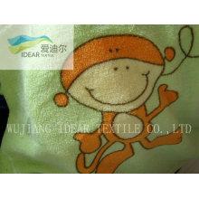 Printed Hotel Wash Towel Cloth 011