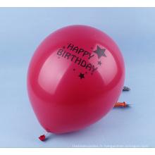 Ballon de led coloré festival fournitures