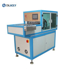 Full Auto RFID PVC Inlay Hole Punching Machine