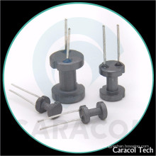 DR2W 4X6 High Performance NiZn Drum Ferrite Core For DIP Power Inductor