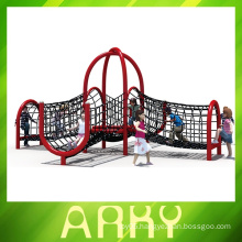 outdoor playground climbing frame for kids