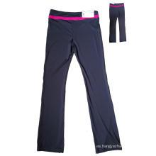 Pantalones cortos corrientes de los hombres de Polo, desgaste de la yoga, desgaste atlético de la aptitud de la aptitud del gimnasio de los deportes