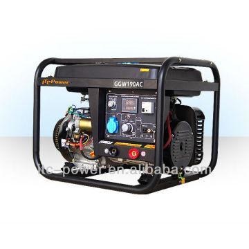1.8kW Schweißer ITC-POWER Benzin-Schweiß-Generator-Set