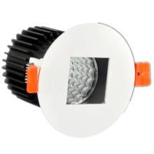 Lampe à LED encastrée en forme ronde