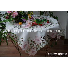 Fh117 Embroidery Table Cloth