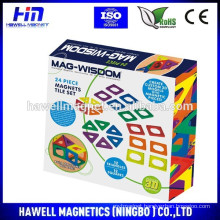 2015 MAG-WISDOM magnetic toys for age 3+ children