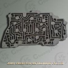 Qualified alloy aluminum plates