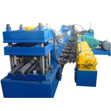 Colored Steel High Guardrail Roll Forming Machine