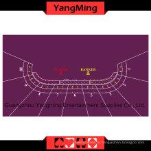 Стол баккара макет 10-p фиолетовый (YMBL01P1)