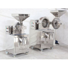 2017 B series universal grinder, SS electric grinding machine, steel griders with cloth bag