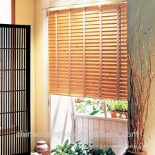 Matériaux de stores pour fenêtres en bois naturel