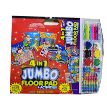 jumbo art part coloring set