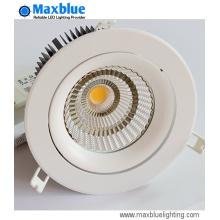 Dimmable CREE COB Plafond encastré LED Downlight