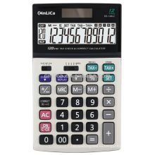12 цифр Калькулятор налогов Калькулятор HP