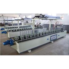 Holzbearbeitung MDF Line Profil Wrapping Furnier und Melamin Maschine