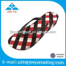 Customer design slippers for men