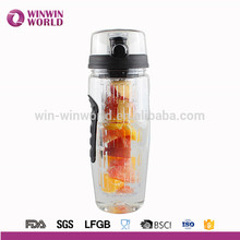 Customized BPA Free Tritan Material Water Plastic Drinking Bottle