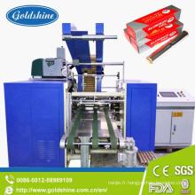 Fabricant de découpeuse de petit pain d'aluminium avec le certificat de Ce / OIN