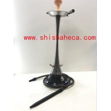 Narguilé de cachimbo de água de aço inoxidável Shisha Nargile