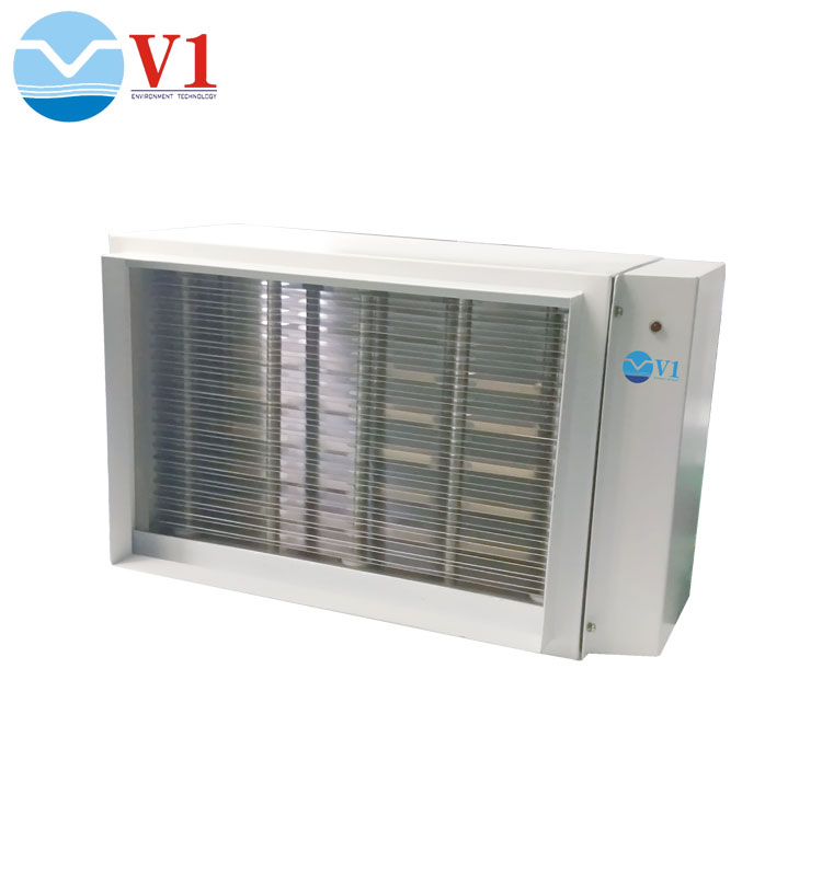 Photocatalysis Air Purification Device