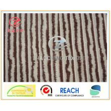 2,5 Вт (H-LINE) Двухцветная вельветовая ткань для игрушек (ZCCF069)
