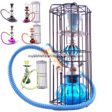 New Design Phmpkin Shisha with Cage Mya Hookah