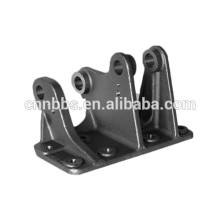 steel investment casting construction machinery parts