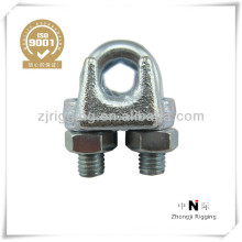 Pince de matériel galvanisé Clip malléable Type A