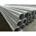 Tube en alliage d'aluminium sans soudure 5052 H112