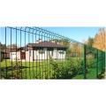 Home Garden V pliegues Valla de malla de alambre soldada