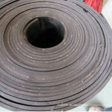 Eingelegtes Gummiblatt aus Nylongewebe