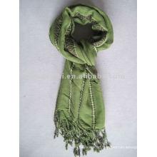 High quality yarn-dyed head scarf for men