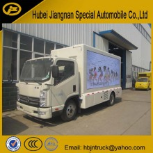 Howo LED Screen Advertising Truck