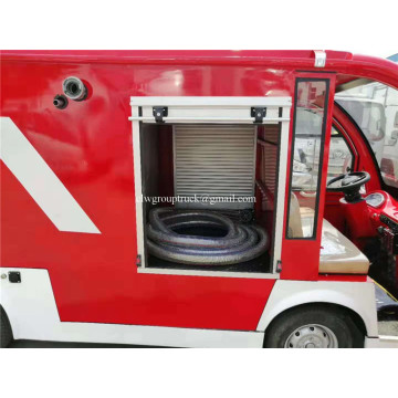 High quality electric mini electric fire truck