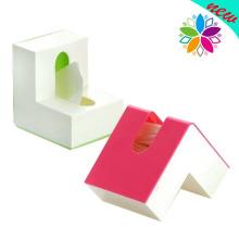 Fashion Creative Design Boîte en tissu en plastique (ZJH050)
