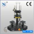 Moins cher double côté Machine de presse pneumatique bouchon de travail