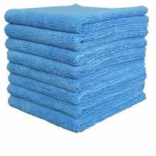toalhas de microfibra em 350 g / m2 em x 16 pol., 14 pol x 14 pol