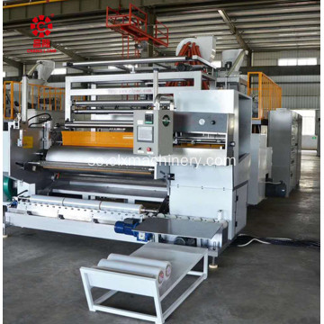 LLDPE Stretch Wrapping Film Making Unit Price