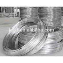 fio de aço inoxidável laminado a alta temperatura de 6.5mm 201