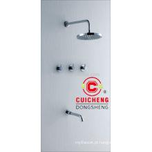 Misturador de duche ocultado DS-6102