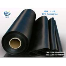 Стандарт ASTM лучшем случае 0,1-2 мм Геомембрана HDPE дороги дорожного строительства