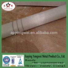 YW - tela de malha de fibra de vidro / pano de fibra de vidro para impermeável
