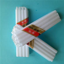 Dekoration Cellophane Classic Ivory Candles