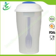 Индивидуальная чашка для салата с пищевым сортом
