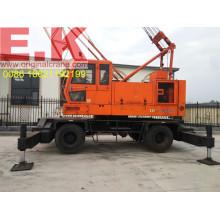 Japanese Ihi 30ton Lattice Boom Truck Crane (CCH280WE)