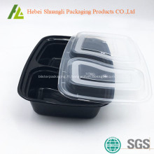 Bac d'emballage alimentaire biodégradable et étanche