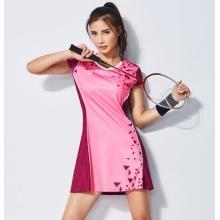 Roupas esportivas combinando com a cor rosa rosa