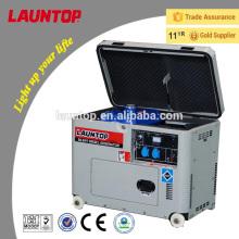 5kva Silent Diesel-Generator luftgekühlten 60Hz Generator