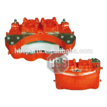 Hydraulischer Bremssattel (SOMA-I) ohne Entlüftungsfenster Teil-Nr .: Sy9789; 8R0826; 4V4893